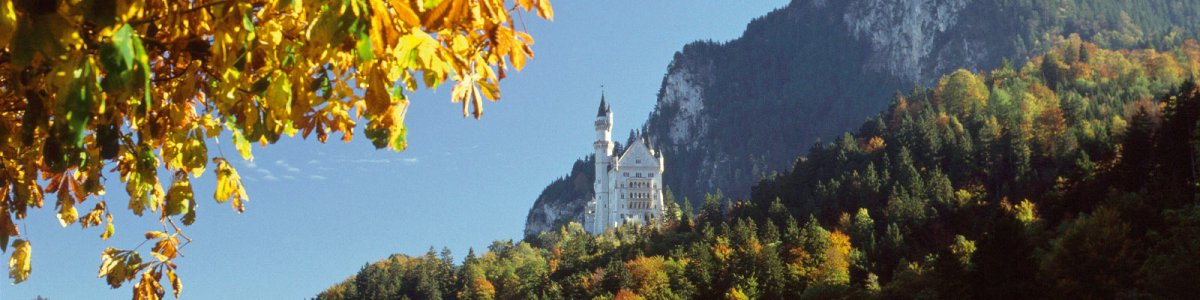 Wanderurlaub Im Allgäu In Schwangau Im Herbst Schwangau